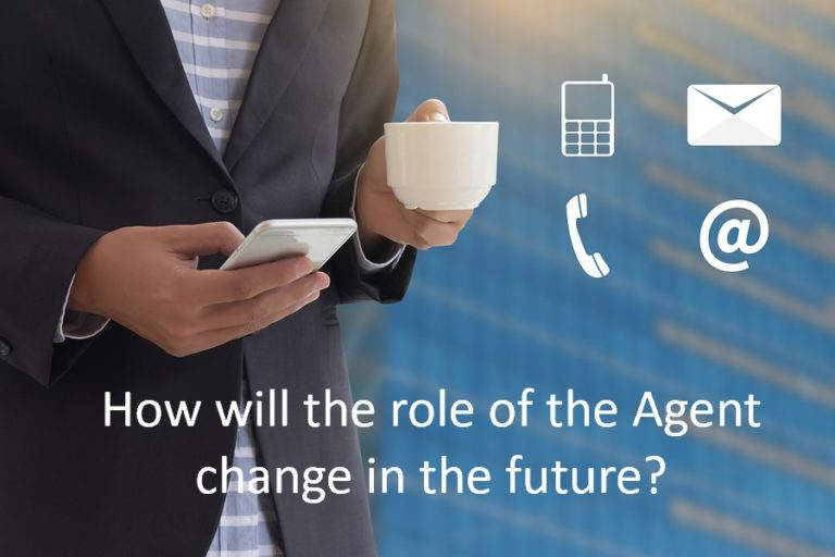 How will the role of the Contact Centre Agent change in the future