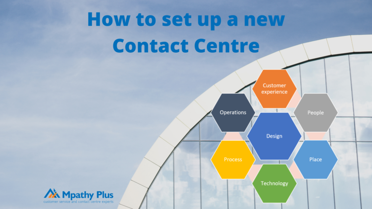 How to set up a new Contact Centre